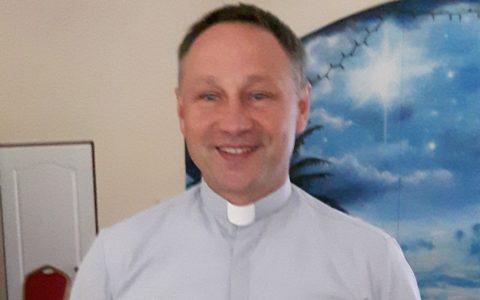 ks. dr hab. Cezary Korzec prof. US