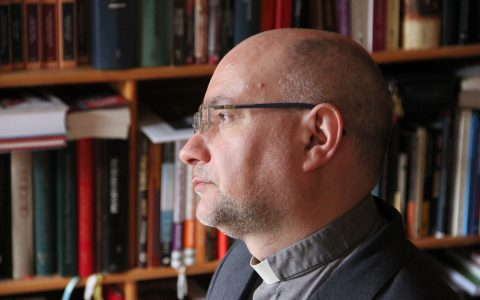 ks. dr hab. Andrzej Draguła prof. US